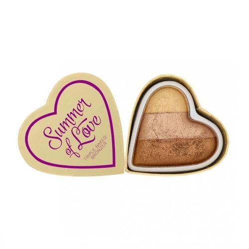 Bronzing Hearts Hot Summer Of Love -